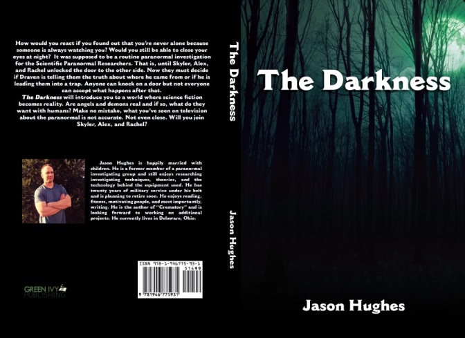 The Darkness (My 2nd book)