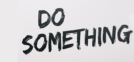 Do Something | No More Excuses