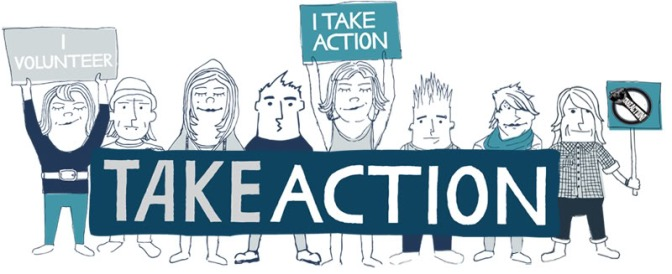 Take Action | Talking is not Enough