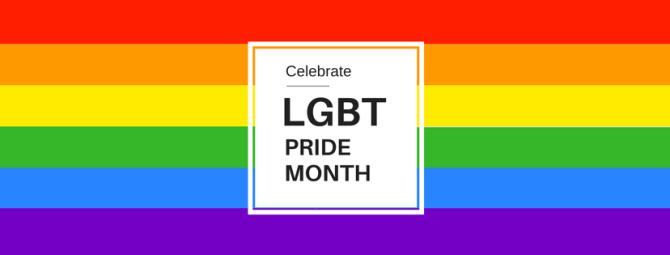 LGBT Pride Month – 2018