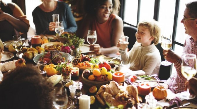 Thanksgiving – Have a Real Conversation